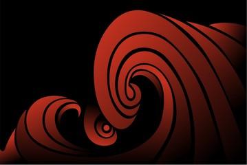 onda rossa
