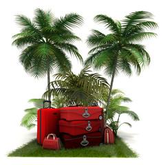 Pack voyage valise 3