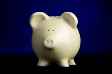Piggy Bank with Rim-Light 1029