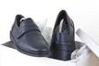 Schuhe ausgepackt