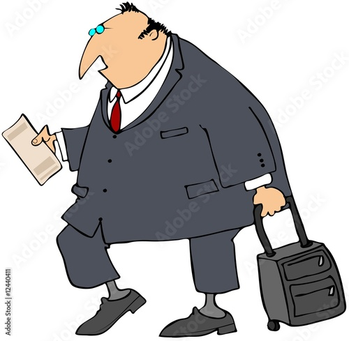 poster of Business Traveler