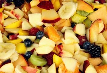 Cut-Fruit Background