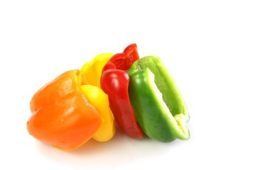 Bell Peppers Lineup