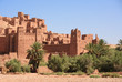 The fortified town of Ait ben Haddou near Ouarzazate