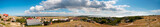 Kazantip peninsula panorama poster