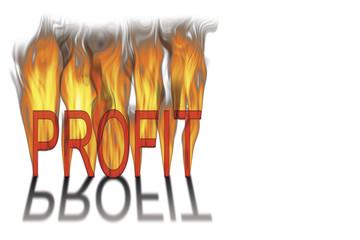 Hot profits