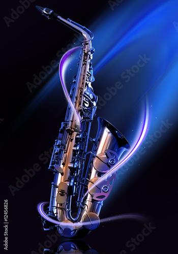 saxophone - 12456826