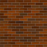 Realistic brick and mortar wall poster