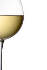 coppa di vino bianco