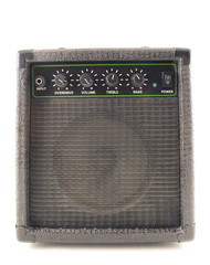 Isolated Guitar Amplifier