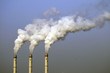 Chemical plant/power station air pollutions - 12477041