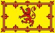 Scottish lion rampant - 12489227
