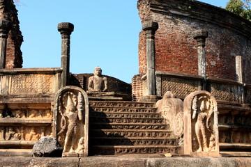 Vatadage de Polonnaruwa