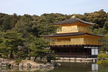 Close-up 1: Deer-Garden Temple