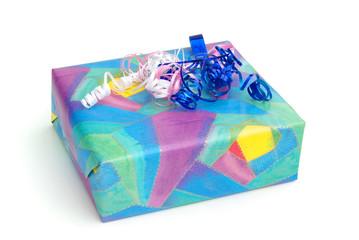 Geschenk freigestellt - gift isolated 04