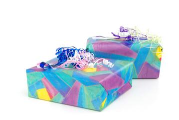 Geschenk freigestellt - gift isolated 05