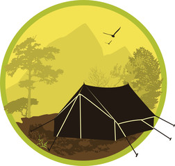 Series Extreme sport Tent