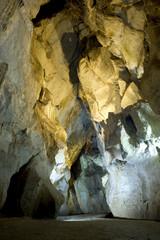 Cave pathway, Vinales, Cuba