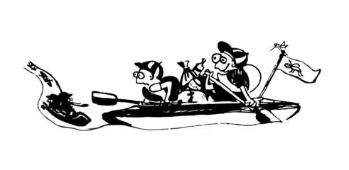 canoe water sports