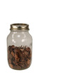 Mason Jar Full of Pennies