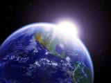 blue planet - 12534856