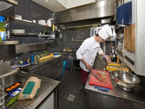 Chefs Kitchen