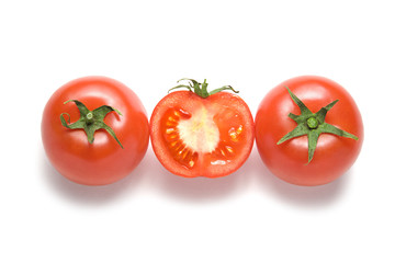 Sliced tomatoes-12