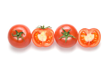 Sliced tomatoes-11