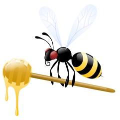 ape con miele