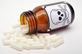 Gift Pillen Medizin tödlich Poison Toxin Venom Pills poster