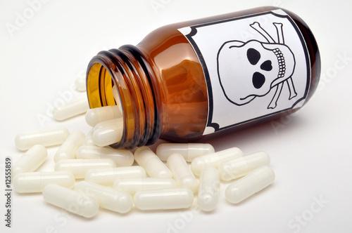 poster of Gift Pillen Medizin tödlich Poison Toxin Venom Pills