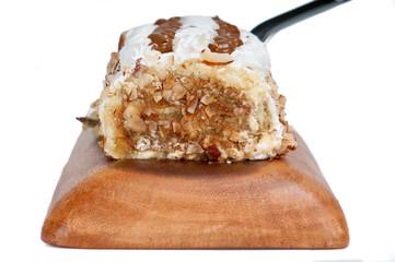 Caramel Roll Dessert