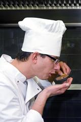 Tasing chef