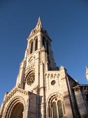 Facade cathédrale Gap