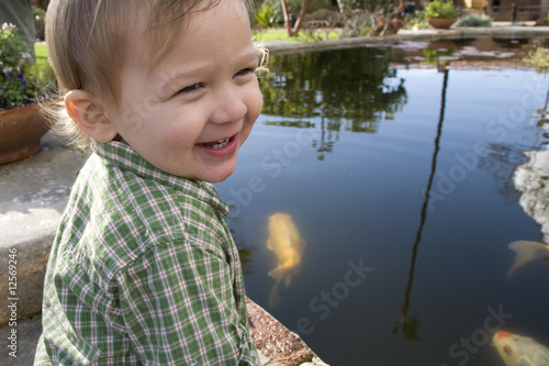 boy at fountain 11