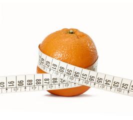 Naranja en dieta.