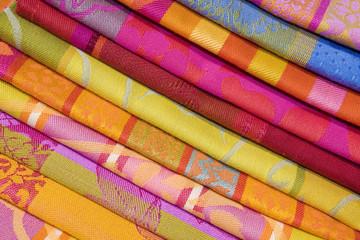 Colores en diagonal