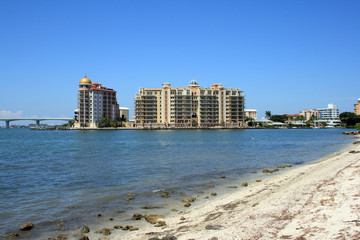 Luxury Resort on Sarasota Bay