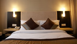 Fototapety bed