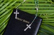 Christianity - Holy Bible And Rosary