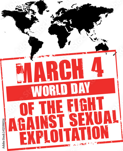 world day of the fight against sexual exploitation