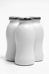 botellas blancas