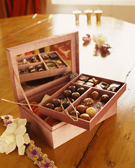 Box of ChocolateTruffles