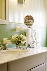 Old-Fashioned Mirror