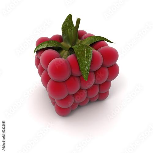Cubofruto framboise solo