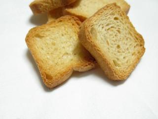 Rusk toast spreads - Tosta Torrada - Pão