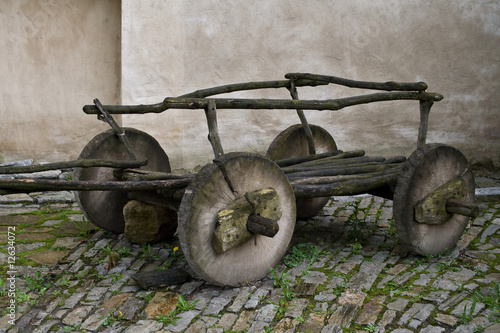 Ancient cart
