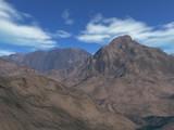 Braunes Gebirge poster