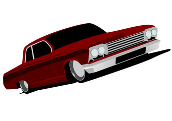 american no name low rider