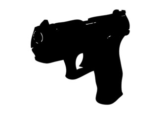 Pistole - Schusswaffe